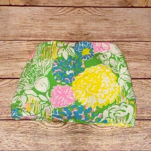 Lilly Pulitzer Girls skirt with Shorts